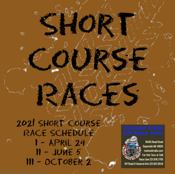 Twisted Trails Off-Road Park Short Course Races